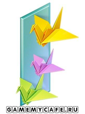 По окончанию сбора заказов Лоры Вы сможете получить уникальное украшение на стену Оригами.