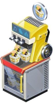 """На 42 уровне игры """"Моя кофейня:рецепты и истории"""" появляется новая витрина для десерта """"Трайфл""""."""